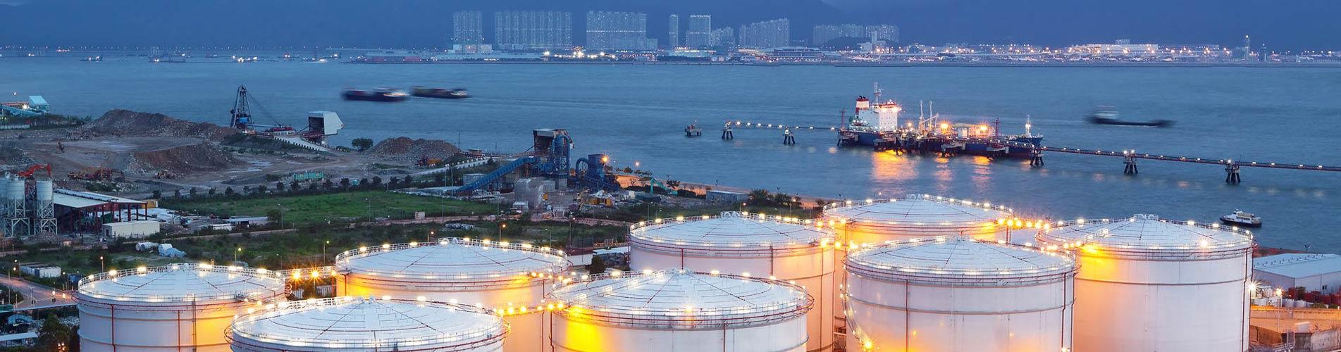 Petrochemical Loading Port