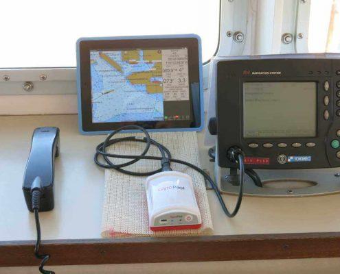 Allison Instruments Navicom Dynamics 14