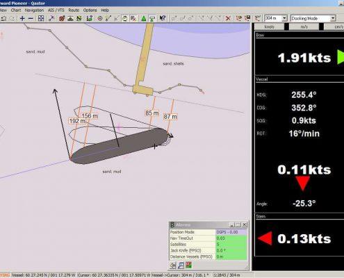 Allison Instruments Navicom Dynamics 18