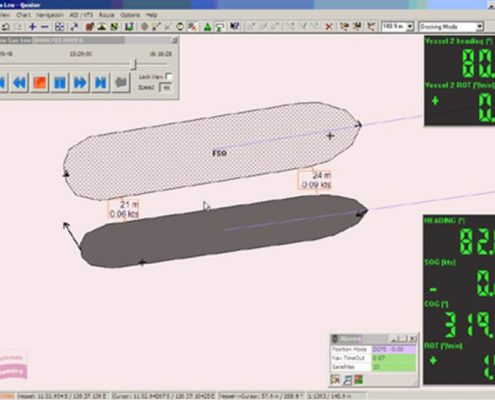 Allison Instruments Navicom Dynamics 6