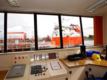 Marine Terminal Monitoring