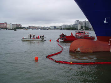 Oil Spill Response Equipment