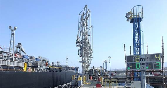Marine Terminal Monitoring Systems