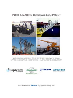 Port Marine Terminal Equipment Brochure Allison V3
